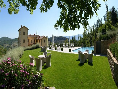 Image 12 | 9 bedroom farmhouse for sale with 10 hectares of land, Florence, Chianti Wine Region 183407