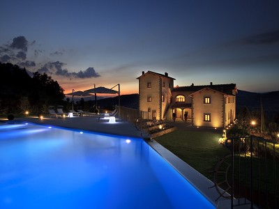 Image 22 | 9 bedroom farmhouse for sale with 10 hectares of land, Florence, Chianti Wine Region 183407