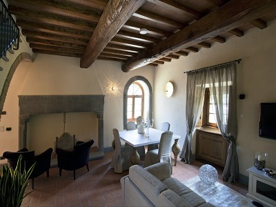 Image 23 | 9 bedroom farmhouse for sale with 10 hectares of land, Florence, Chianti Wine Region 183407