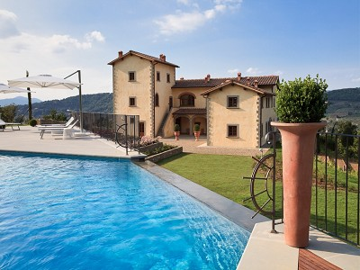 Image 25 | 9 bedroom farmhouse for sale with 10 hectares of land, Florence, Chianti Wine Region 183407