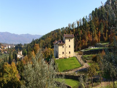 Image 6 | 9 bedroom farmhouse for sale with 10 hectares of land, Florence, Chianti Wine Region 183407