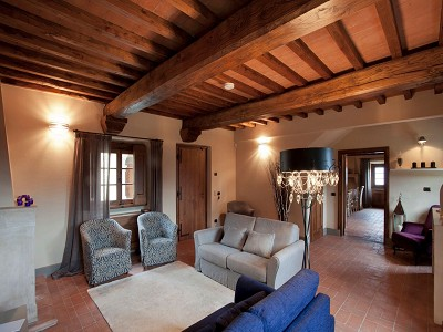 Image 7 | 9 bedroom farmhouse for sale with 10 hectares of land, Florence, Chianti Wine Region 183407