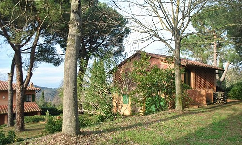 Image 3   4 bedroom farmhouse for sale with 11.5 hectares of land, Palaia, Pisa, Tuscany 183459