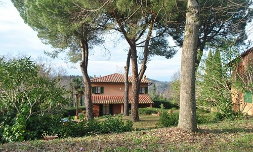 Image 4   4 bedroom farmhouse for sale with 11.5 hectares of land, Palaia, Pisa, Tuscany 183459