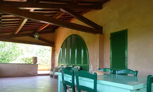 Image 6   4 bedroom farmhouse for sale with 11.5 hectares of land, Palaia, Pisa, Tuscany 183459