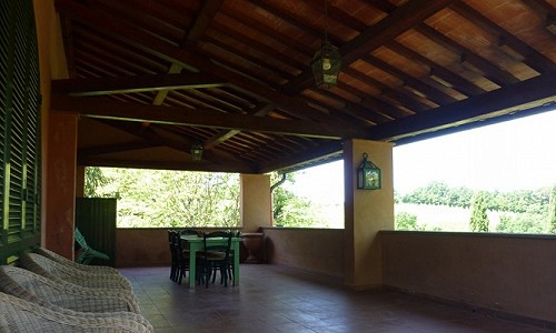Image 7   4 bedroom farmhouse for sale with 11.5 hectares of land, Palaia, Pisa, Tuscany 183459