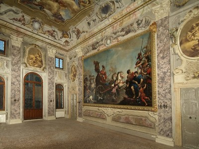 Superb  4 Bedroom Apartment for Sale in a Prestigious Fifteenth Century Palazzo in Verona