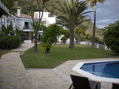 6 bedroom villa for sale, Punta de la Mona, La Herradura, Granada, Andalucia