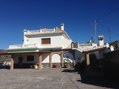 4 bedroom villa for sale, La Herradura, Granada, Andalucia