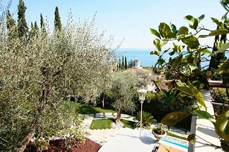 Image 10 | 5 bedroom villa for sale with 1,600m2 of land, Gardone Riviera, Brescia, Lake Garda 183676