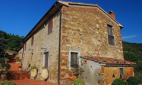 Image 2   7 bedroom farmhouse for sale with 70 hectares of land, Vicopisano, Pisa, Chianti Wine Region 183759