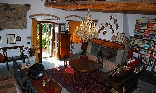 Image 7   7 bedroom farmhouse for sale with 70 hectares of land, Vicopisano, Pisa, Chianti Wine Region 183759