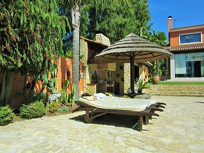 Image 3 | 5 bedroom villa for sale with 0.24 hectares of land, Azeitao, Setubal District, Alentejo Southern Portugal 183855