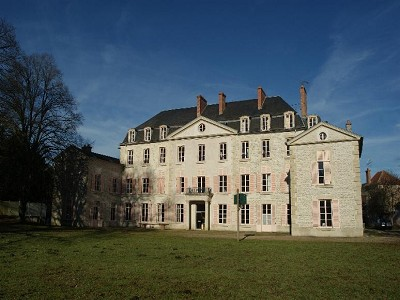 20 bedroom French chateau for sale, La Vieille Lyre, Eure, Upper Normandy