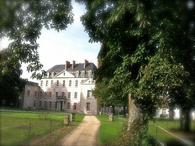 Image 2 | 20 bedroom French chateau for sale with 45,000m2 of land, La Vieille Lyre, Eure , Normandy 183982