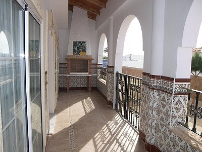 Image 11 | 3 bedroom villa for sale with 500m2 of land, Mojacar, Almeria Costa Almeria, Andalucia 183984