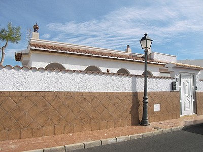 Image 2 | 3 bedroom villa for sale with 500m2 of land, Mojacar, Almeria Costa Almeria, Andalucia 183984