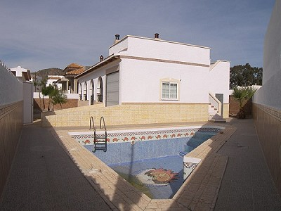 Image 3 | 3 bedroom villa for sale with 500m2 of land, Mojacar, Almeria Costa Almeria, Andalucia 183984