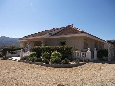 4 bedroom villa for sale, Los Gallardos, Almeria Costa Almeria, Andalucia
