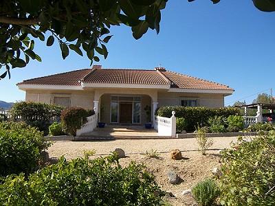 Image 2 | 4 bedroom villa for sale with 1.33 hectares of land, Los Gallardos, Almeria Costa Almeria, Andalucia 183986