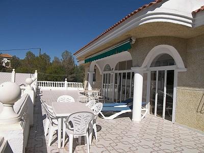 Image 3 | 4 bedroom villa for sale with 1.33 hectares of land, Los Gallardos, Almeria Costa Almeria, Andalucia 183986