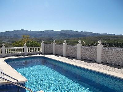 Image 4 | 4 bedroom villa for sale with 1.33 hectares of land, Los Gallardos, Almeria Costa Almeria, Andalucia 183986