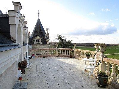 Image 2 | 3 bedroom penthouse for sale, Chinon, Indre-et-Loire , Loire Valley 184018
