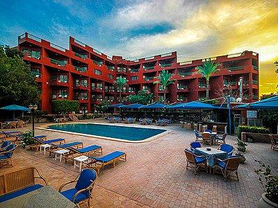 Image 3 | 100 bedroom hotel for sale, Alexandria 184048