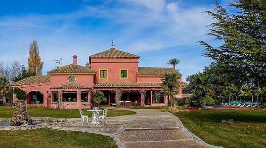 Image 2 | 10 bedroom farmhouse for sale with 13.5 hectares of land, Ronda, Malaga Costa del Sol, Andalucia 184057