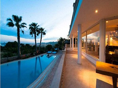 Image 4 | 8 bedroom villa for sale, S'Estanyol, Santa Eularia des Riu, Ibiza 184072