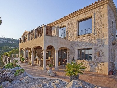 Image 3 | 9 bedroom villa for sale with 5.05 hectares of land, Andratx, South Western Mallorca, Mallorca 184098