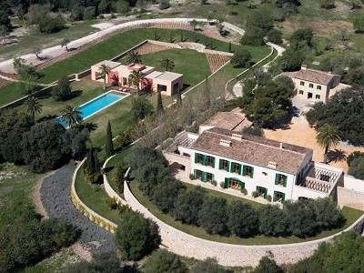 Superb Estate in Arta, Mallorca previously owned by Boris Becker