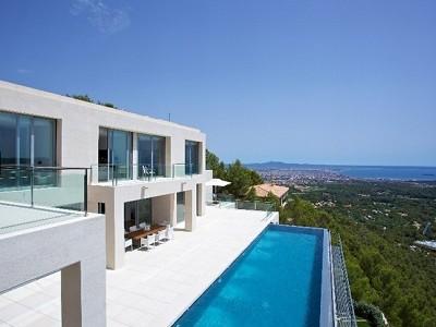 Image 4 | 6 bedroom villa for sale, Son Vida, Palma Area, Mallorca 184137