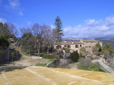 Mallorca villa with Agriturismo business and potential for hotel