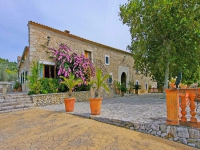 Image 2 | 8 bedroom manor house for sale with 220,000m2 of land, Alaro, Central Mallorca, Mallorca 184180