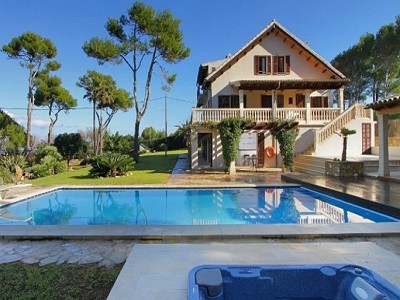 Image 1 | 6 bedroom villa for sale, Mal Pas Bonaire, Alcudia, Mallorca 184181