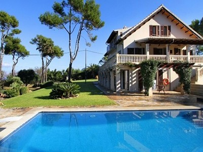Image 2 | 6 bedroom villa for sale, Mal Pas Bonaire, Alcudia, Mallorca 184181