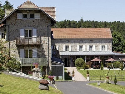 Impressive  and Newly  Renovated 29 Bedroom Hotel for Sale on the edge of the Ardeche