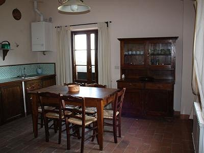 Image 5 | 2 bedroom apartment for sale with 20m2 of land, Cetona, Siena, Tuscany 184234