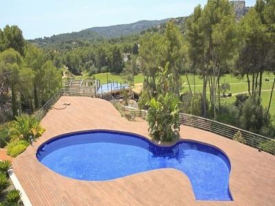 Image 11 | 9 bedroom villa for sale with 0.31 hectares of land, Son Vida, Palma Area, Mallorca 184402