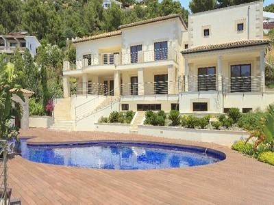 Image 2 | 9 bedroom villa for sale with 0.31 hectares of land, Son Vida, Palma Area, Mallorca 184402