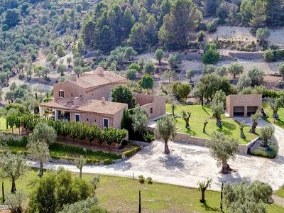 Image 1 | Stunning finca style newly built country house for sale near Orient - Mallorca 184407