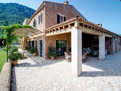 Image 3 | Stunning finca style newly built country house for sale near Orient - Mallorca 184407