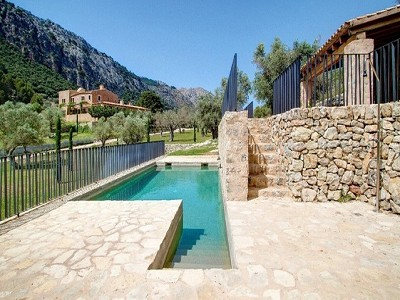 Image 4 | Stunning finca style newly built country house for sale near Orient - Mallorca 184407