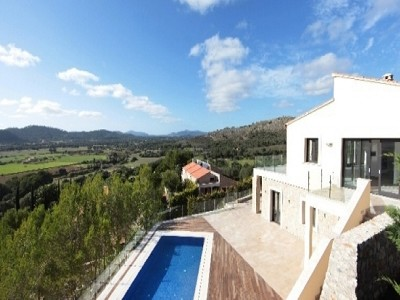 5 bedroom villa for sale, Canyamel, North Eastern Mallorca, Mallorca