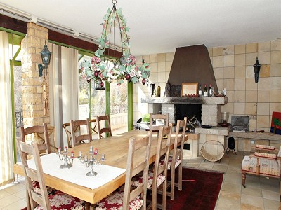 Image 5   A Spacious and Well Equipped Villa with 6 Bedrooms near Neuchatel, Switzerland 184519