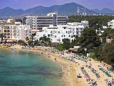 265 bedroom hotel for sale, Es Canar, Santa Eularia des Riu, Ibiza
