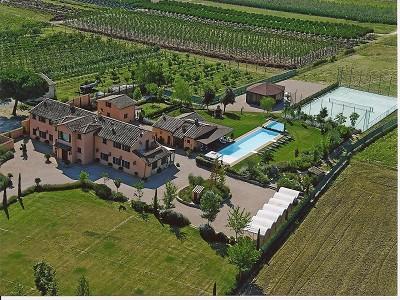 8 bedroom villa for sale, Castiglione del Lago, Perugia, Umbria