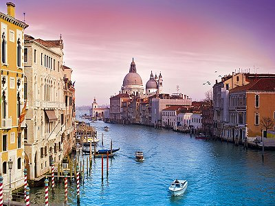 Luxury Four Star Hotel on the Grand Canal Venice for Sale with 100 Bedrooms