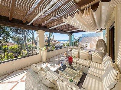 4 bedroom penthouse for sale, Los Monteros, Marbella, Malaga Costa del Sol, Andalucia